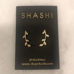 Shashi Amara ear climber earrings